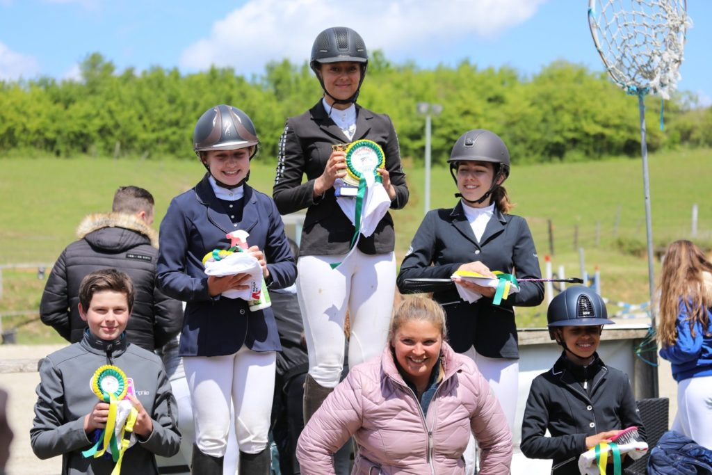 Concours poney Val d'oise