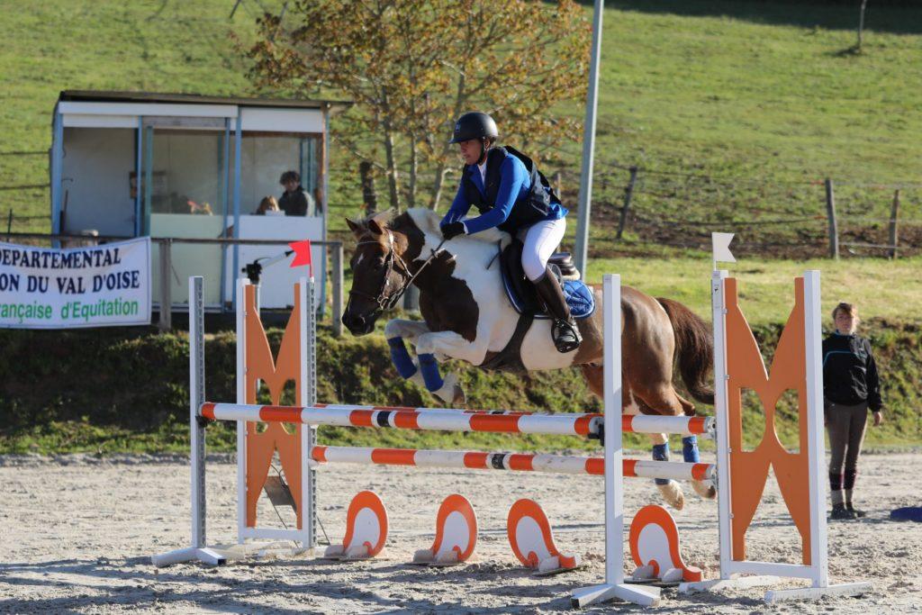 Concours poney 95